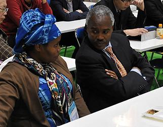 ルワンダ大使